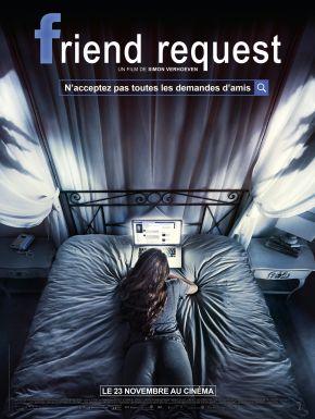Jaquette dvd Friend Request