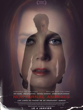 Nocturnal Animals DVD et Blu-Ray
