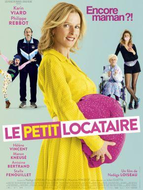 DVD Le Petit Locataire