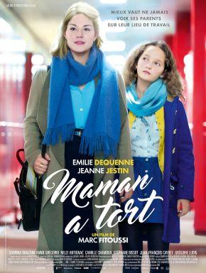 Maman A Tort en DVD et Blu-Ray