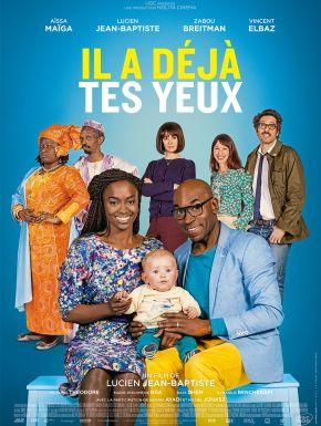 DVD Il A Déjà Tes Yeux
