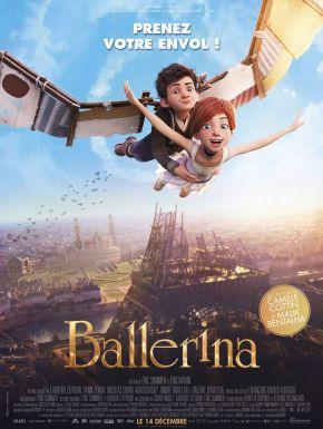 Jaquette dvd Ballerina