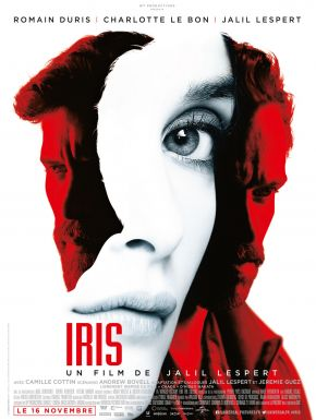Jaquette dvd Iris