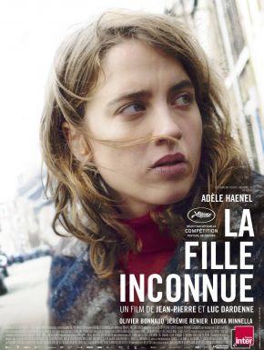 sortie dvd  La Fille Inconnue