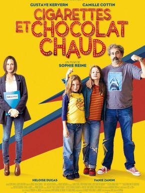 Jaquette dvd Cigarettes Et Chocolat Chaud