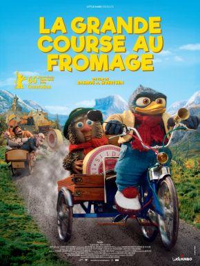 DVD La Grande Course Au Fromage