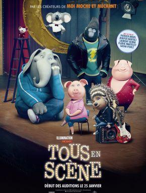 DVD Tous En Scène