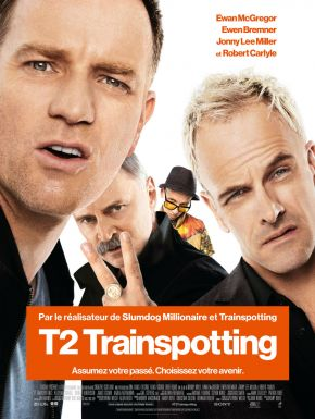 Jaquette dvd T2 Trainspotting