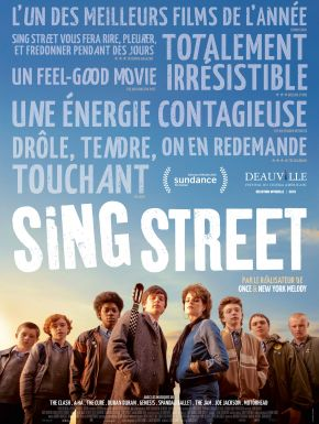 Sortie DVD Sing Street