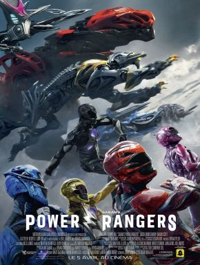 DVD Power Rangers: Le Film
