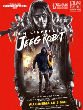 DVD On L'appelle Jeeg Robot