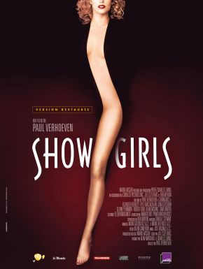 Showgirls DVD et Blu-Ray