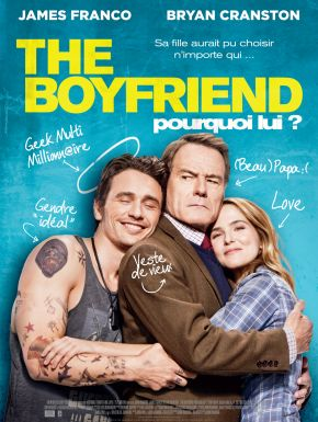 DVD The Boyfriend : Pourquoi lui ?