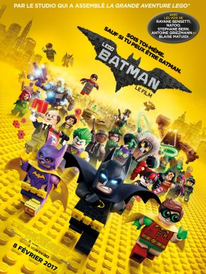 DVD Lego Batman, Le Film