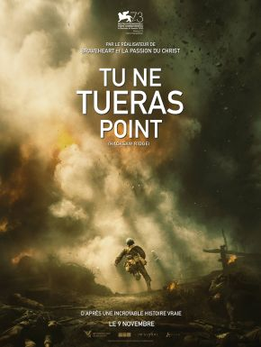 Sortie DVD Tu Ne Tueras Point