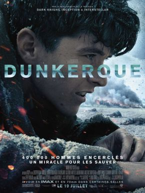 Dunkerque DVD et Blu-Ray