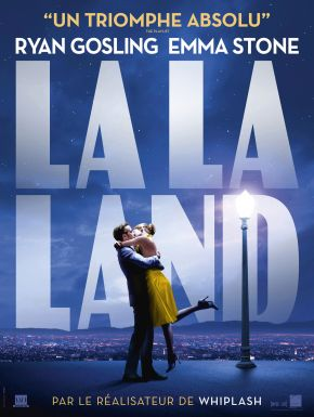 La La Land DVD et Blu-Ray
