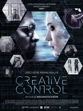 Jaquette dvd Creative Control
