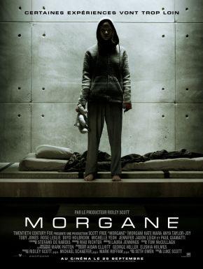 sortie dvd  Morgane
