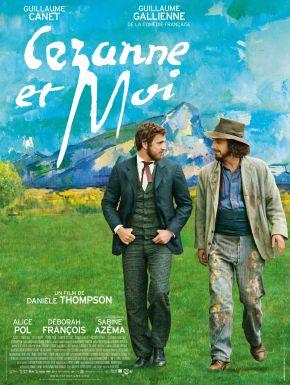 DVD Cézanne Et Moi