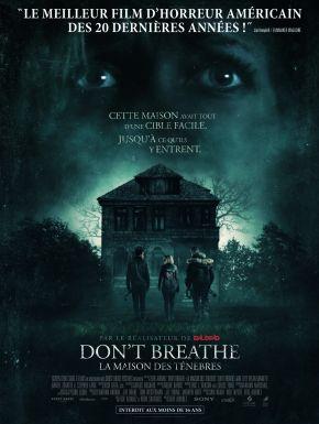 Sortie DVD Don't Breathe - La Maison Des Ténèbres