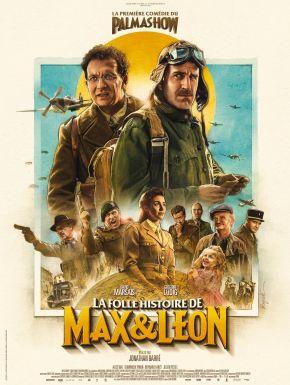 DVD La Folle Histoire De Max Et Léon