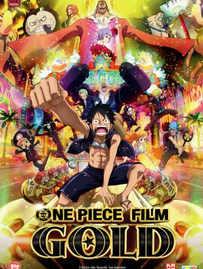 DVD One Piece: Gold