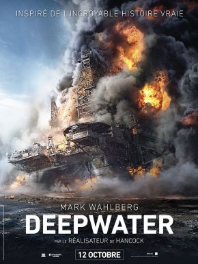 Deepwater DVD et Blu-Ray