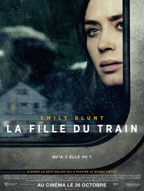 La Fille Du Train DVD et Blu-Ray