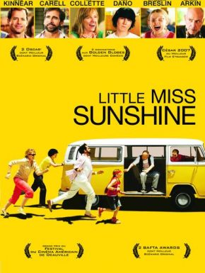 Little Miss Sunshine en DVD et Blu-Ray