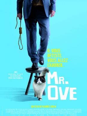 DVD Mr. Ove