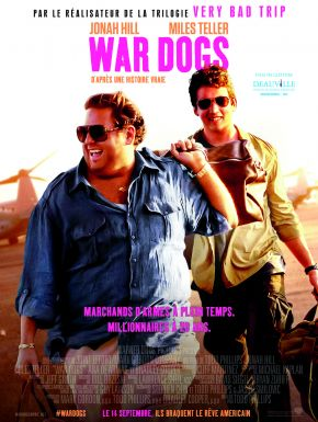 War Dogs DVD et Blu-Ray