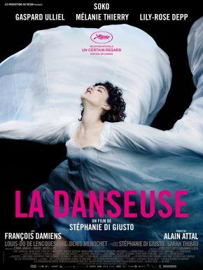 Sortie DVD La Danseuse