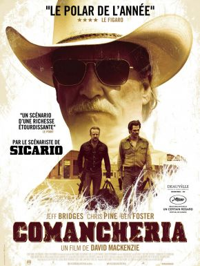 DVD Comancheria