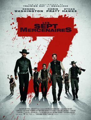 Sortie DVD Les 7 Mercenaires