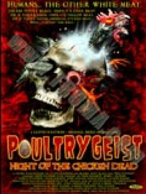 DVD Poultrygeist: Night Of The Chicken Dead