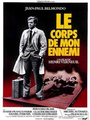 DVD Le Corps De Mon Ennemi