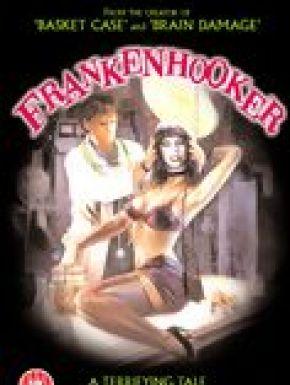 Jaquette dvd Frankenhooker