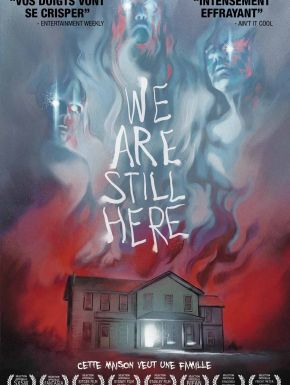 Jaquette dvd We Are Still Here