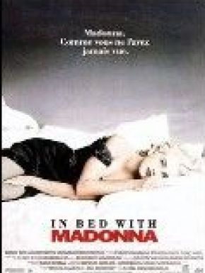 Sortie DVD In Bed With Madonna