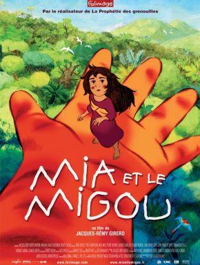 Mia Et Le Migou en DVD et Blu-Ray