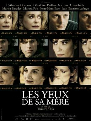 Jaquette dvd Les Yeux De Sa Mère