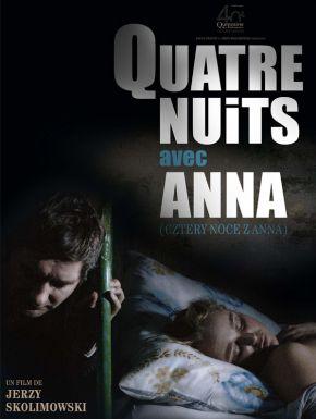 Quatre Nuits Avec Anna en DVD et Blu-Ray