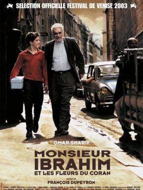 DVD Monsieur Ibrahim Et Les Fleurs Du Coran