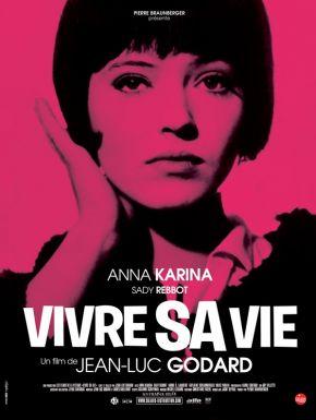 Vivre Sa Vie: Film En Douze Tableaux DVD et Blu-Ray