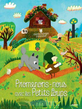 DVD Promenons-nous Avec Les Petits Loups