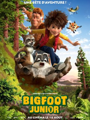 Sortie DVD Bigfoot Junior