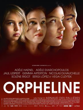 Sortie DVD Orpheline