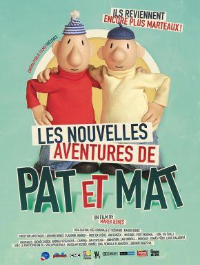 Les Nouvelles Aventures De Pat Et Mat DVD et Blu-Ray