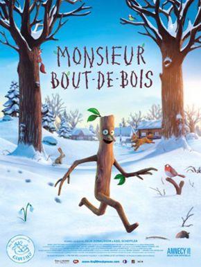 Jaquette dvd Monsieur Bout-de-Bois